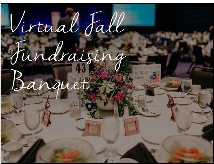 virtual banquet button